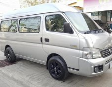 Nissan Urvan 3.0 ZDi - MT ปี 03 ดีเซล