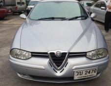 2002 ALFA ROMEO 156 รับประกันใช้ดี