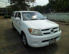 ขาย Toyota Hilux Vigo 2.5 j D4D 4ประตู ปี 08