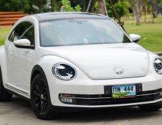 ขาย VW New Beetle 1.2 TSi (Turbo) ปี 13 ตัวท๊อป หลังคาแก้ว