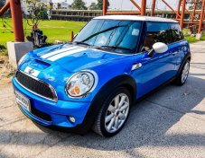 2008 Mini Cooper Clubman S coupe