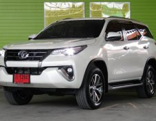 2017 TOYOTA FORTUNER 2.4V AT 2WD