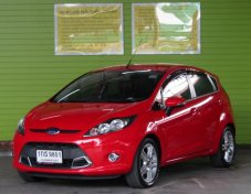 2012 FORD FIESTA 1.5S AT