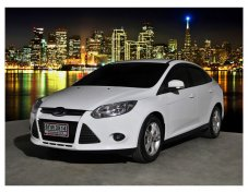 2013 FORD FOCUS SEDAN 1.6 TREND A/T