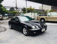 2000 Jaguar S-Type R sedan