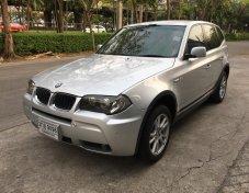 2007 BMW X-3 2.5T รถสวยมากกพร้อมใช้งาน
