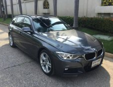 BMW SERIES 3, 320 d GT โฉม F30 ปี2014 มือเดียว ไมล์น้อย 13,xxx กม นำเข้าประกอบนอกทั้งคัน