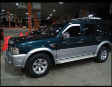 04 Ford Everest XLT suv