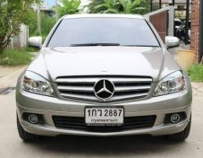MERCEDES-BENZ C200 1.8 KOMPRESSOR ปี2009  Avantgarde sedan