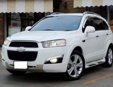 CHEVROLET CAPTIVA 2.4 LTZ TOPสุด NAVI ปี2015