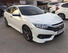 2016 Honda CIVIC EL sedan