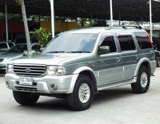 รถอเนกประสงค์7ที่นั่ง 3 แถว เกียร์ออโต้ + เกียร์4wd เครื่องดีเซล ปี2004