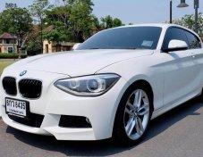 BMW Series 116I Coupe M-Sport รถศูนย์ BMW Thailand มี BSI