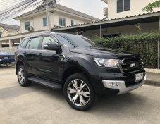 2016 Ford Everest Titanium mpv