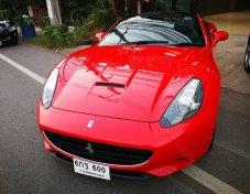 ขายรถเก๋ง 2ประตู Ferrari California ปี 2013