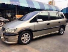ขายรถ CHEVROLET Zafira LT 2002