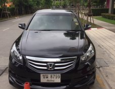 ขายรถบ้าน เจ้าของขายเองครับ  Honda Accord 2.0 EL ปี 2013 ( รุ่น G8 ) ราคา 720,000 บาท ถูกใจรถต่อรองราคากันได้ครับ