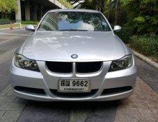 BMW 320 สภาพสวย ปี2006 ไมล์แท้ 102,xxx km. ไม่เคยติดแก๊ส