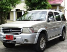 2004 Ford Everest suv