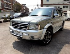 Everest 2.5 4WD Limited ปี 2004