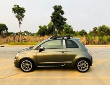 2011 Fiat 500 Sport by Diesel Limited Edition ผลิตน้อย