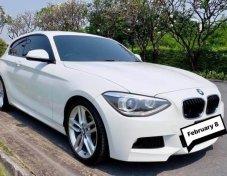 + BMW Series 116I Coupe M-Sport รถศูนย์ BMW Thailand มี BSI