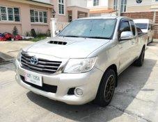 ขาย TOYOTA Hilux Vigo Champ Smart Cab 2.5 ดีเซล รถบ้านสภาพสวย พร้อมใช้