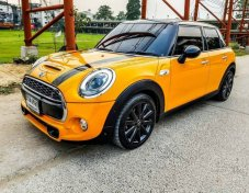 2016 Mini Cooper S hatchback