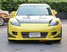 2005 Mazda RX-8 Roadster coupe