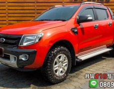 FORD RANGER RANGER DOUBLECAB 2.2 WILDTRACK 4×4 AT ปี 2016
