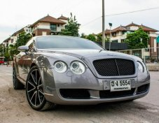 2007 Bentley Continental GT coupe