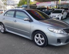 Toyota Altis 1.6 E AT ปี 2008 สีเทา