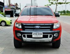2014 Ford RANGER WildTrak II sedan