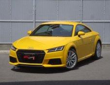 ใบจอง  Audi TT 2018