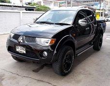 MITSUBISHI TRITON 4DR PLUS 2.5 GLS ปี07 รถบ้านสภาพสวยขับดีเจ้าของใช้รักษาเครื่องดีแอร์เย็น ไม่มีอุบัติเหตุ