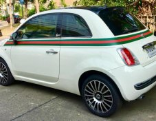 2009 Fiat 500 Sport coupe