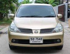 NISSAN TIIDA 1.6 ปี2008 sedan