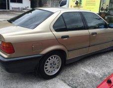 รถบ้าน 1993 BMW 318I E36 M40 โฉมนกแก้ว สีบรอนทอง ไม่เคยเกิดอุบัติเหตุ เดิมๆ สภาพดีมาก เครื่องแห้ง สีบาง หาอยู่ไม่ผิดหวัง 3ฮ4589