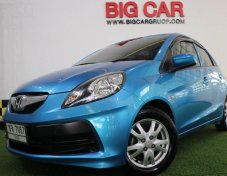 ขาย HONDA BRIO 1.2 V ปี 2012 a/t สีฟ้า (118/V27)