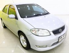 2003 Toyota VIOS J sedan