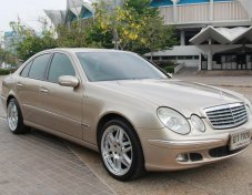 2005 Mercedes-Benz E200 Kompressor Elegance sedan