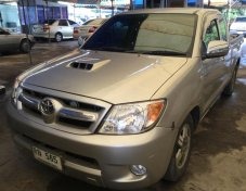 2007 TOYOTA HILUX VIGO 2.5 G X-TRA CAB ( AIRBAG, ABS )    Pick-Up