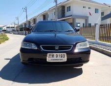 รถหรู ดูแพง แต่ราคาไม่แพง!!! Honda Accord 3.0 V6 (ASL) ติดแก๊ส LPG เกียร์ออโต้ ปี 2543 (รถถูก รถดี มีที่เรา)