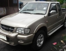 2001 Isuzu Dragon Power SL pickup