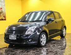 SUZUKI SWIFT 1.5 GL Hatchback A/T (โฉม09-12) ปี2011 สีดํา