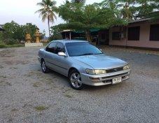 ขายรถเก๋ง Toyota Corolla AE 101 โฉม สามห่วง รุ่น GXI ไฟท้าย ขาว สีบรอนซ์ ปี 1996