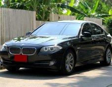BMW 520I สีดำ รถศูนย์ ปี 13 เครดิต จัดเต็ม ฟรีดาวน์