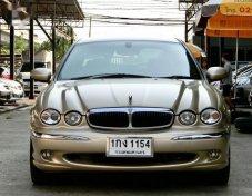 ขายรถ JAGUAR X-TYPE V6 2003