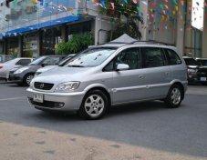 ขายรถ CHEVROLET Zafira CD 2003 รถสวยราคาดี