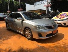 รถสวย ประหยัคและขับดีมาก TOYOTA ALTIS 1.6 (G) DUAL VVT-i + แก๊ส